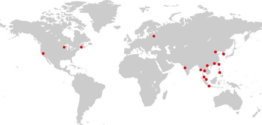 Distributors - Kyoto Tool