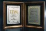 TPM Excellence Award